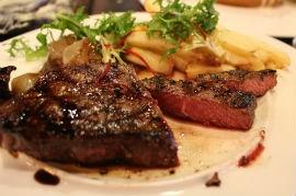 Steak Arrangement Eten Drinken Bowlen party