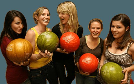 Dames Bowlen Damesbowling Bowling